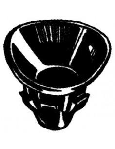Paire de joints de centreurs de capote pour Coccinelle cabriolet 68-72