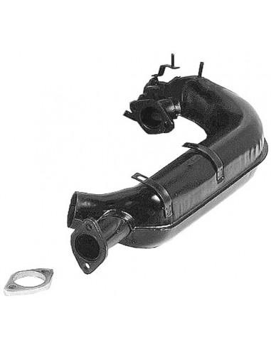 boite de chauffage Gauche flanged 38 mm